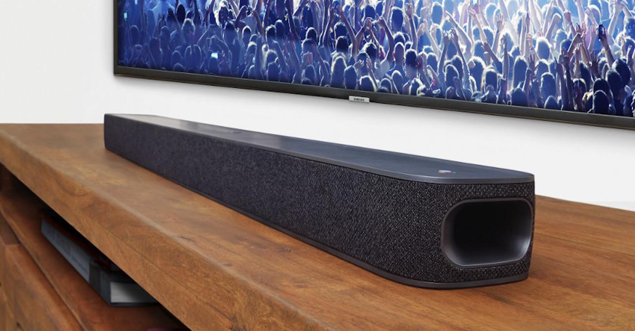 Test de la JBL Link Bar : la barre de son pour les télés pas intelligentes