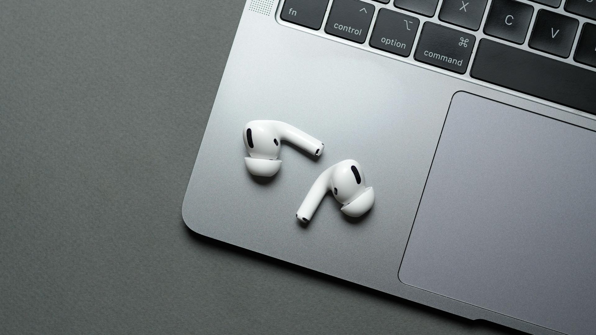 Test des AirPods Pro d'Apple : déjà bien plus que des écouteurs