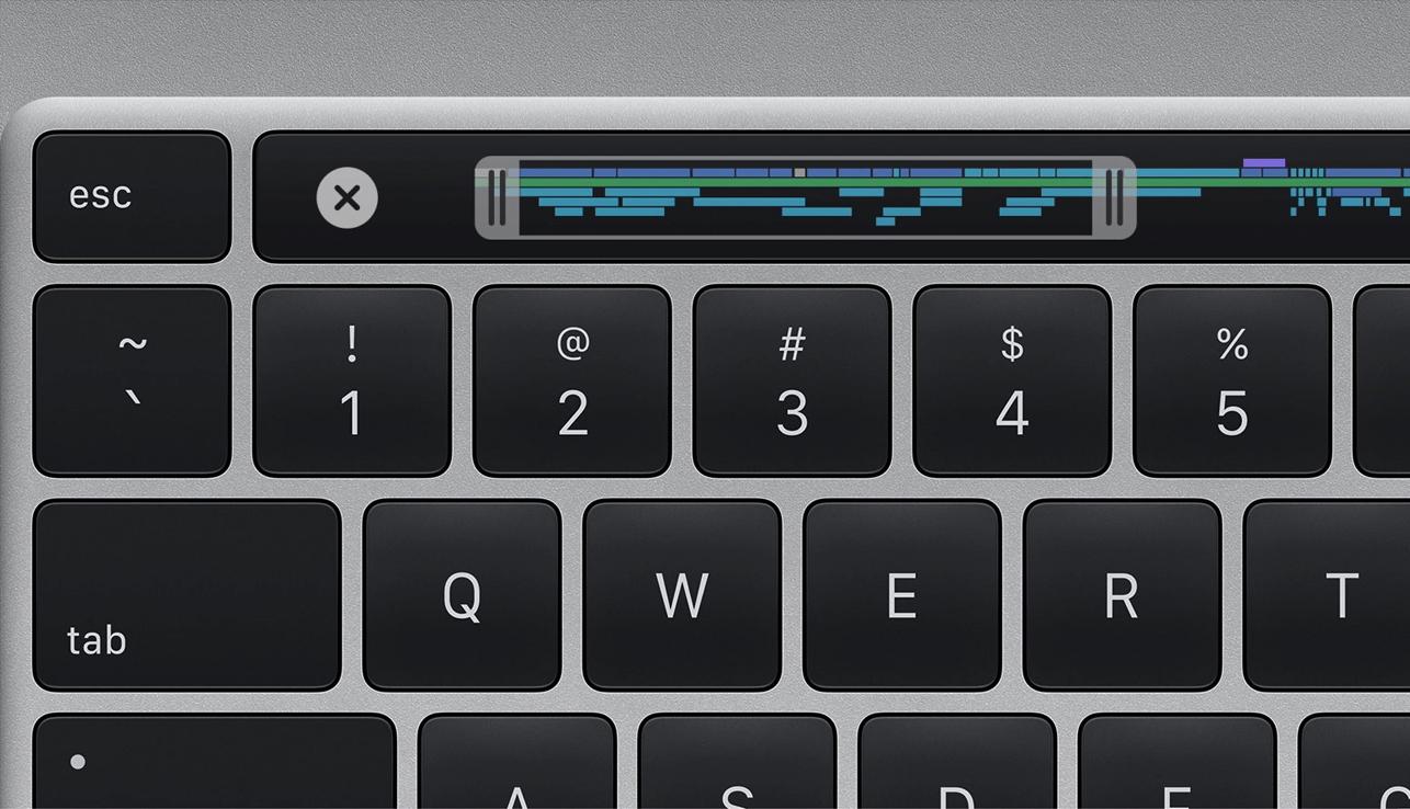 MacBook Pro 2018 : le mécanisme papillon du clavier est