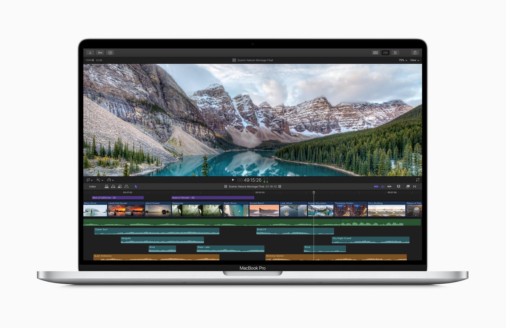 Le MacBook Pro 16 pouces aurait des problèmes de haut-parleur
