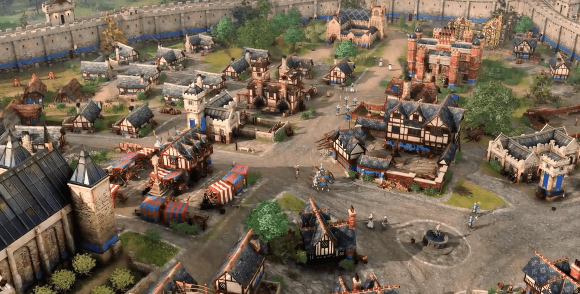 Age of Empires IV : wololo, voilà enfin la première bande-annonce de gameplay !