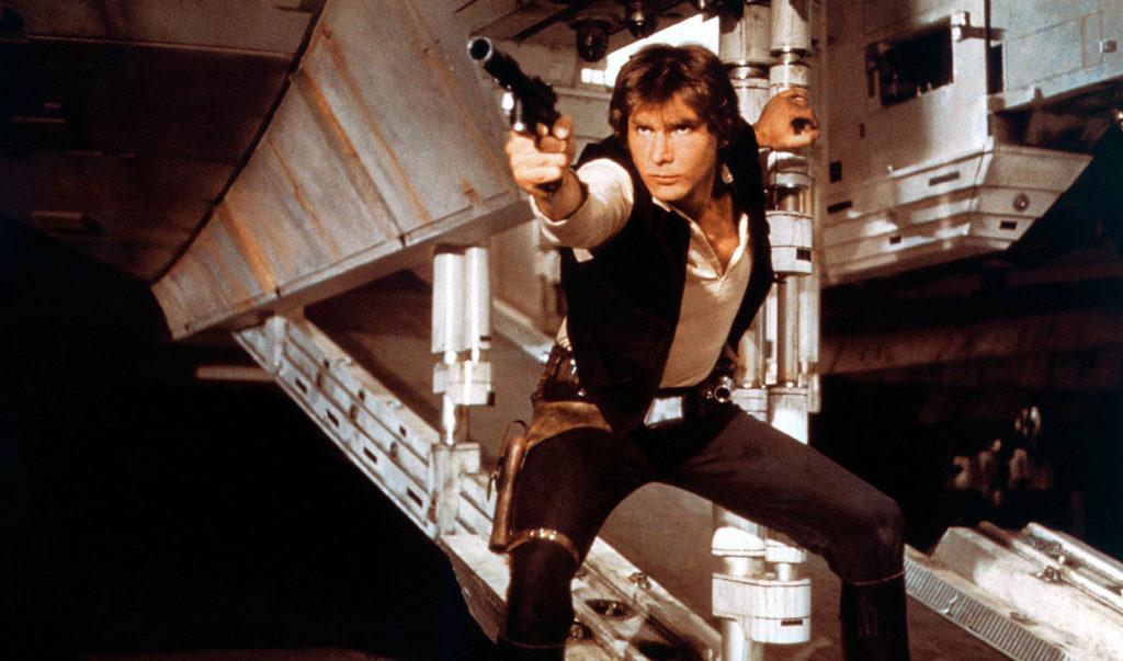 Han Solo Faucon Millenium