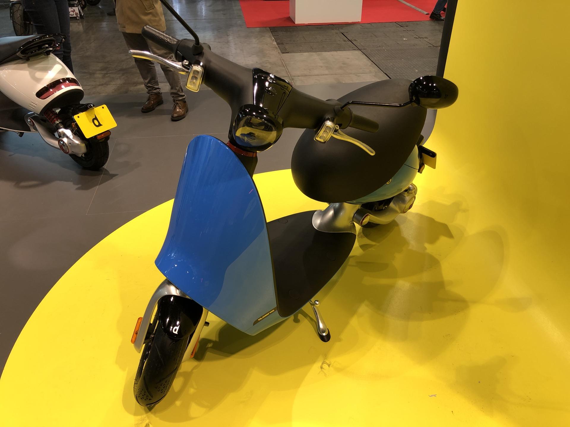 Qui est Bo, le nouveau scooter électrique minuscule et très mignon présenté à Milan ?