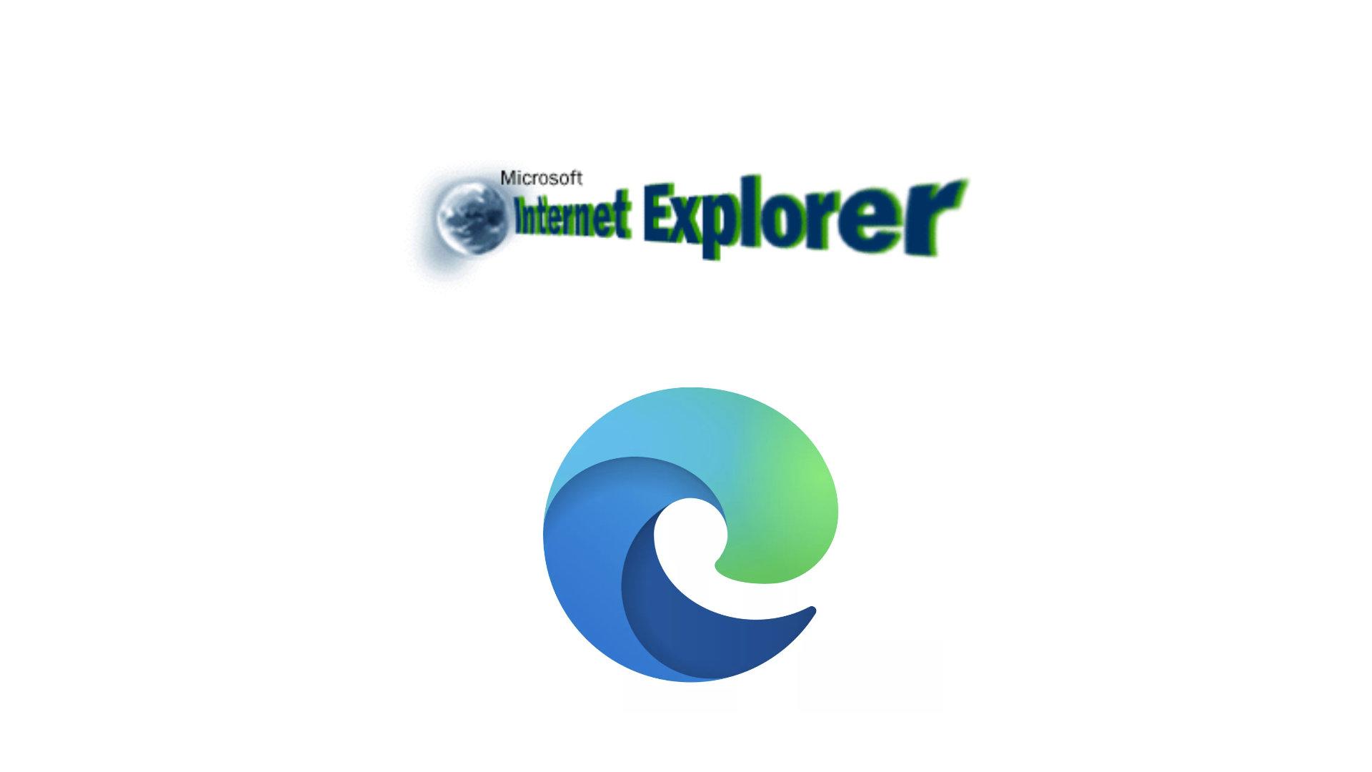 Le nouveau logo de Microsoft Edge suffira-t-il à faire oublier 20 ans d'Internet Explorer ?