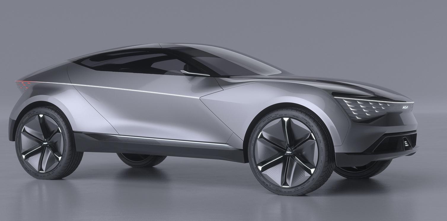 Kia a compris comment faire un SUV électrique futuriste et élégant