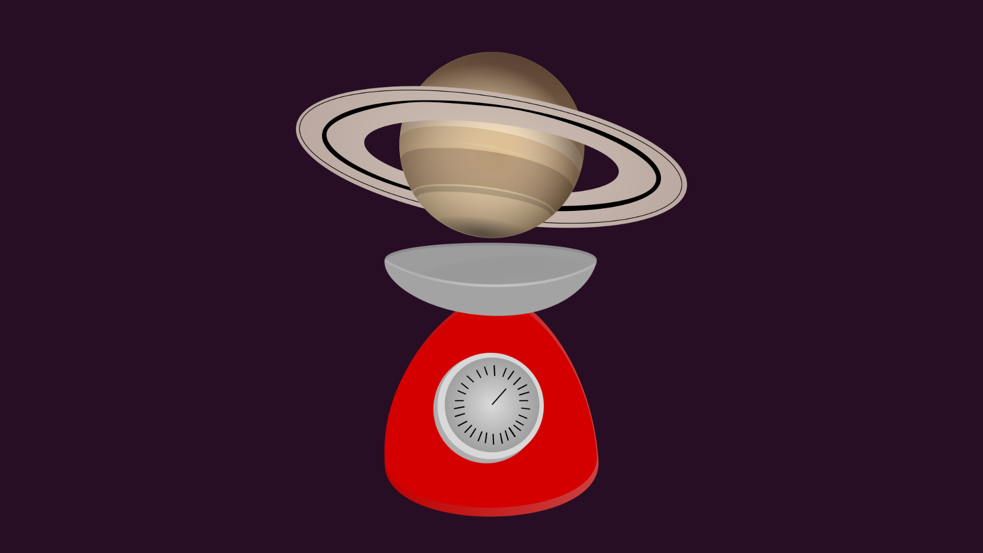Comment mesure-t-on la masse des planètes, puisqu'on ne peut pas les peser ?