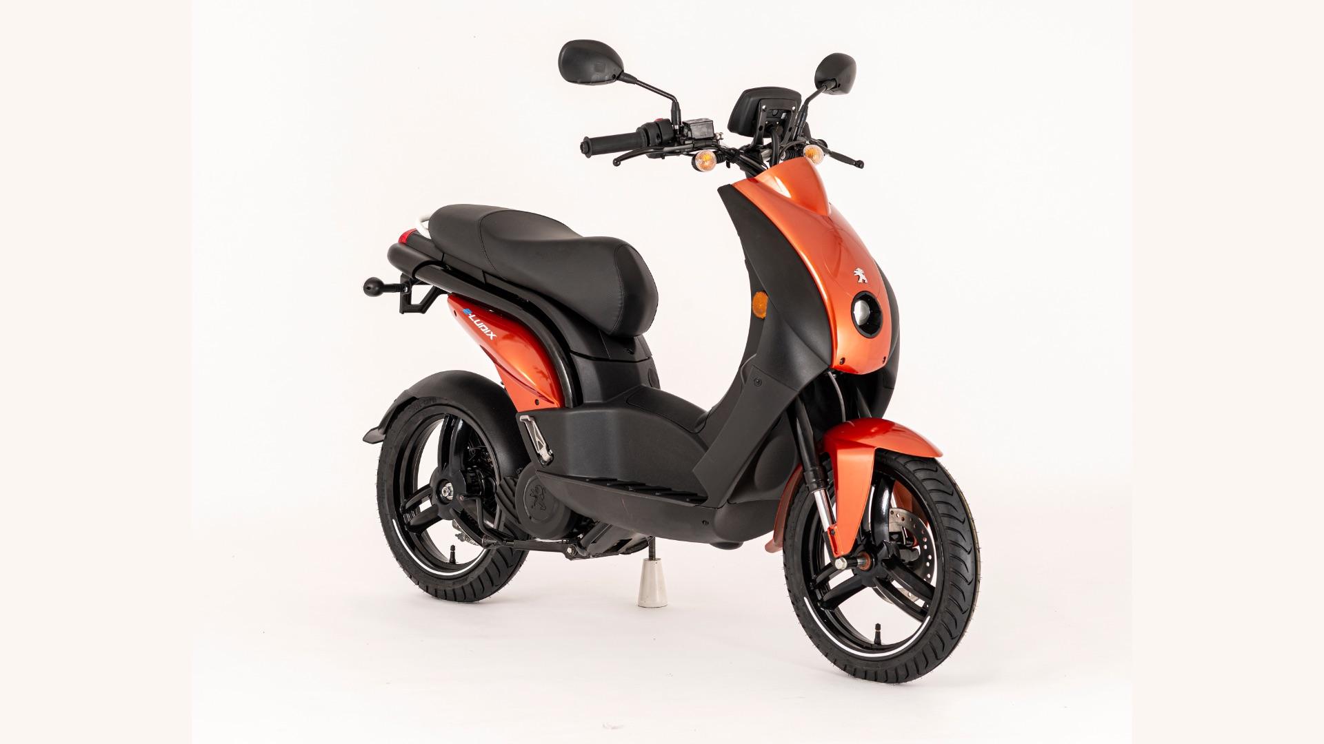 Peugeot dévoile e-Ludix, un nouveau petit scooter électrique pour « la génération des Millenials »