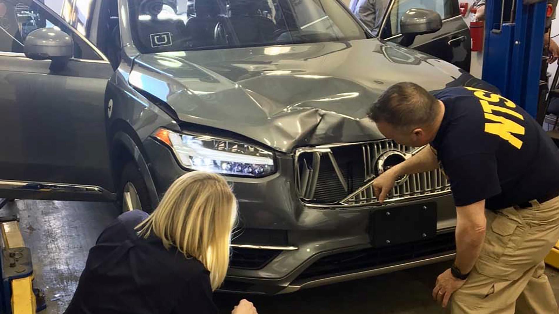 Accident mortel causé par une voiture autonome : Uber est fautif, mais il n'est pas le seul