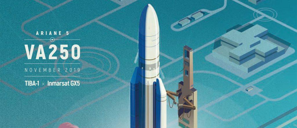 Ariane 5 VA250 (Inmarsat GX5 + TIBA 1) - 26.11.2019   - Page 2 Va250-1024x443