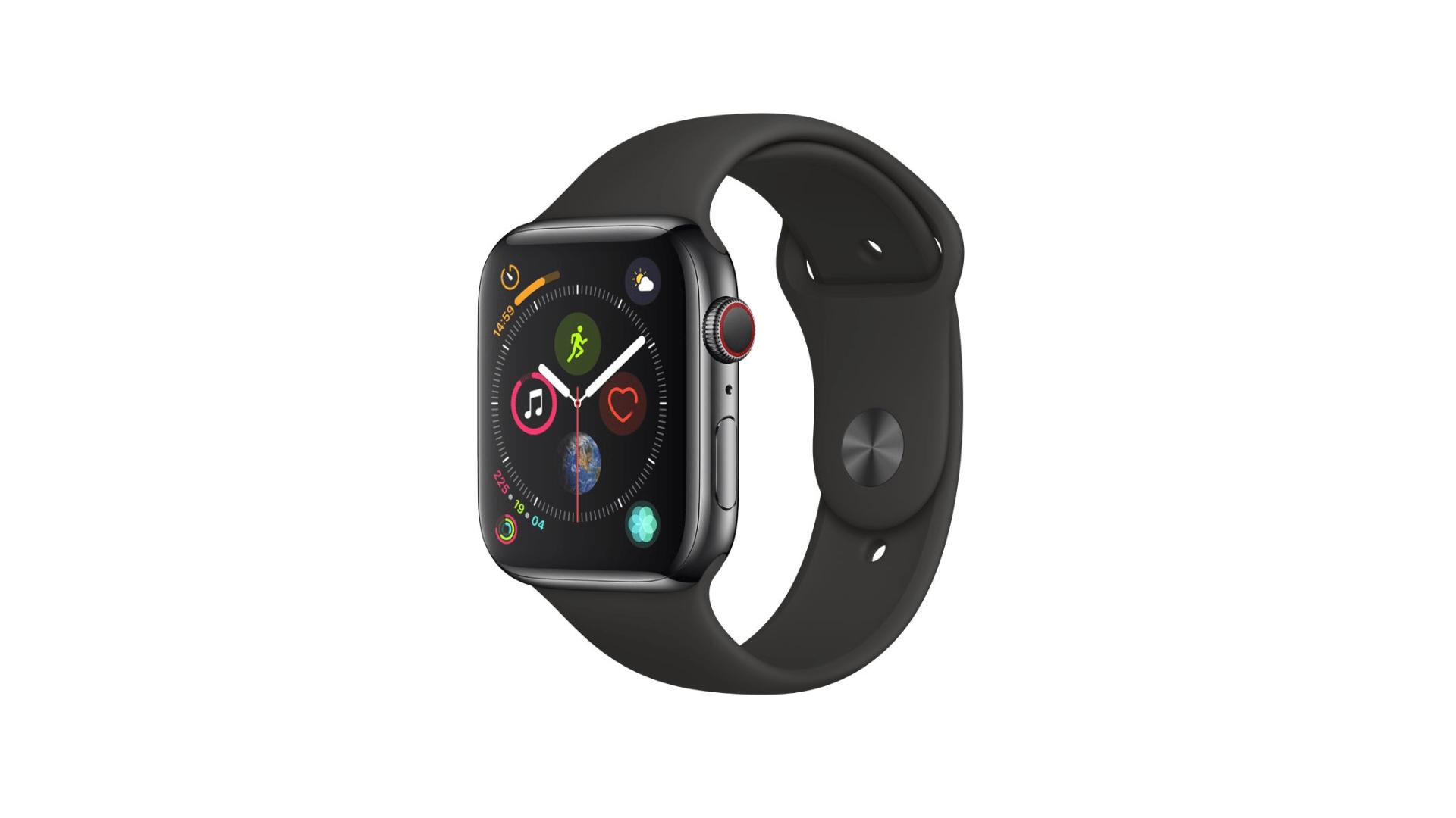 Le Deal du Jour : seulement 359 euros pour la version 4G de l'Apple Watch Series 4 44 mm
