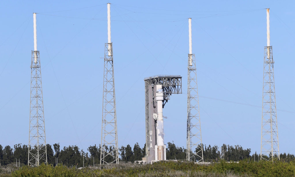 Boeing Starliner fusée Atlas lanceur