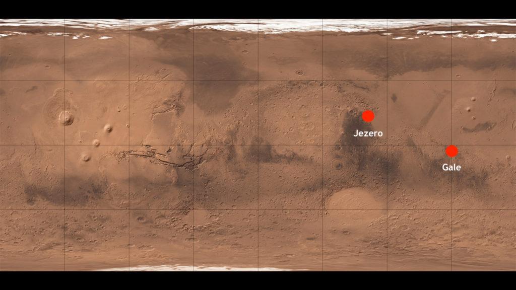 "Préparation du rover Mars 2020 ""Perseverance"" - Page 10 Mars-carte-1024x576"