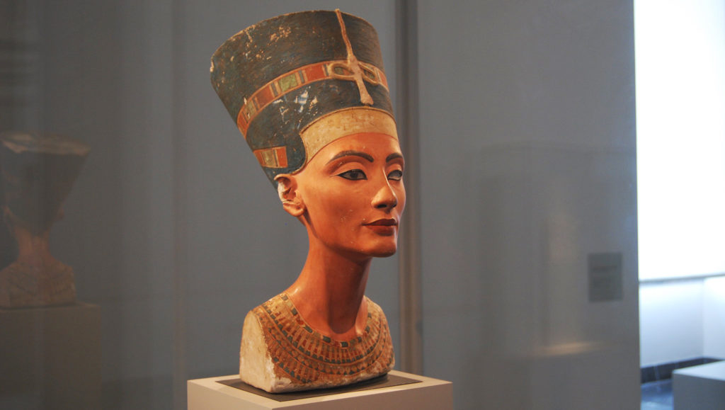 Néfertiti égypte