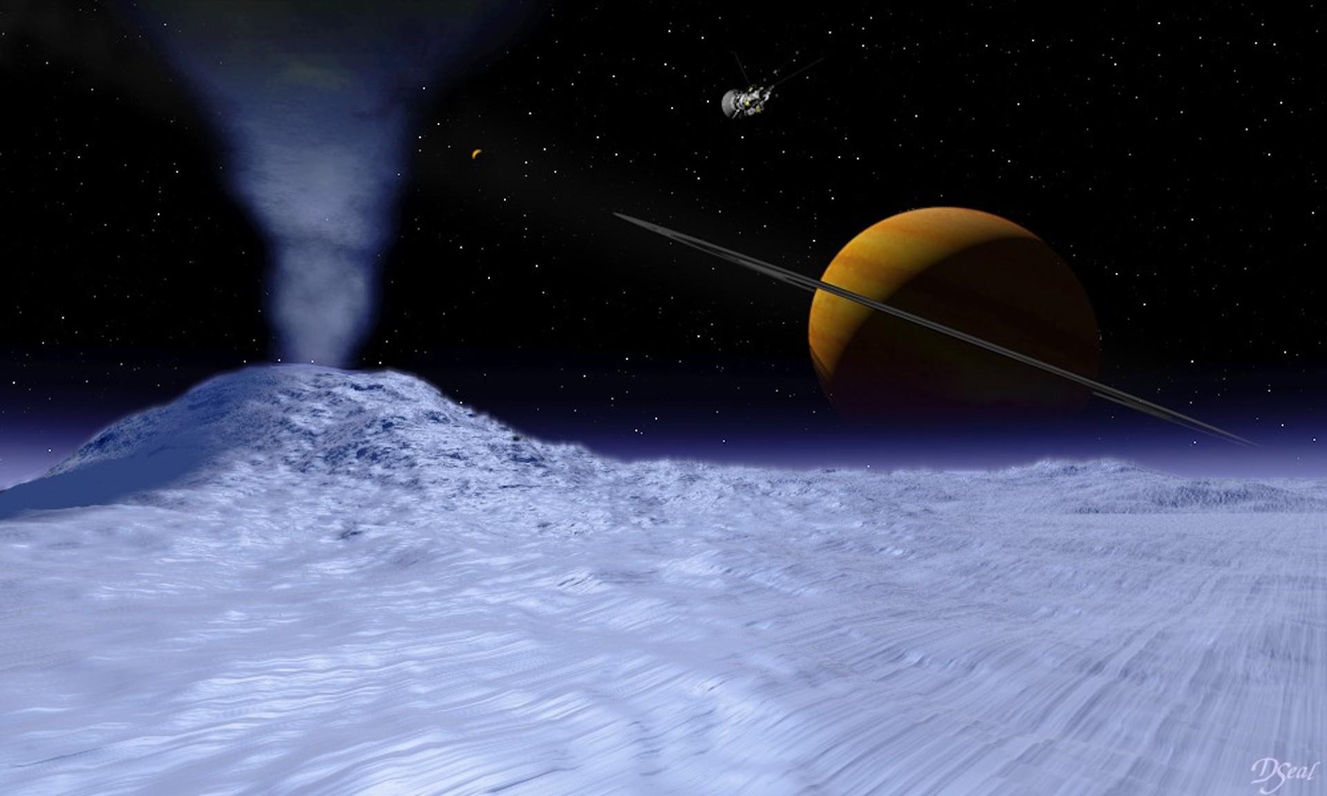 Rayures de tigre d'Encelade : pourquoi les fissures sur ce satellite de Saturne intriguent les astronomes