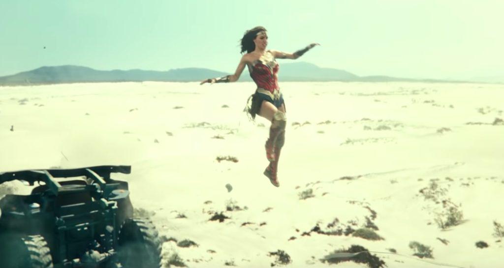 Wow, la bande-annonce de Wonder Woman 1984 est vraiment incompréhensible