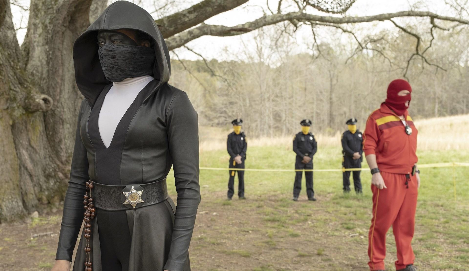 Watchmen : le créateur Damon Lindelof ne veut pas faire de saison 2