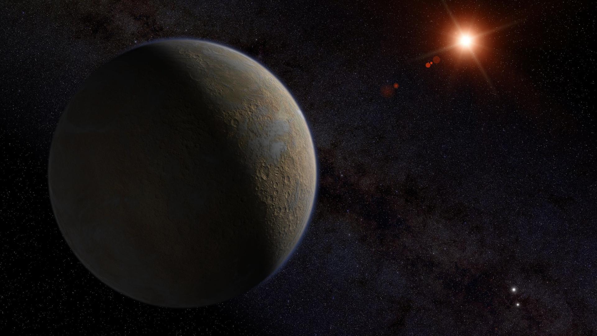 Une « super-Terre » se cacherait-elle dans le système planétaire le plus proche de nous ?