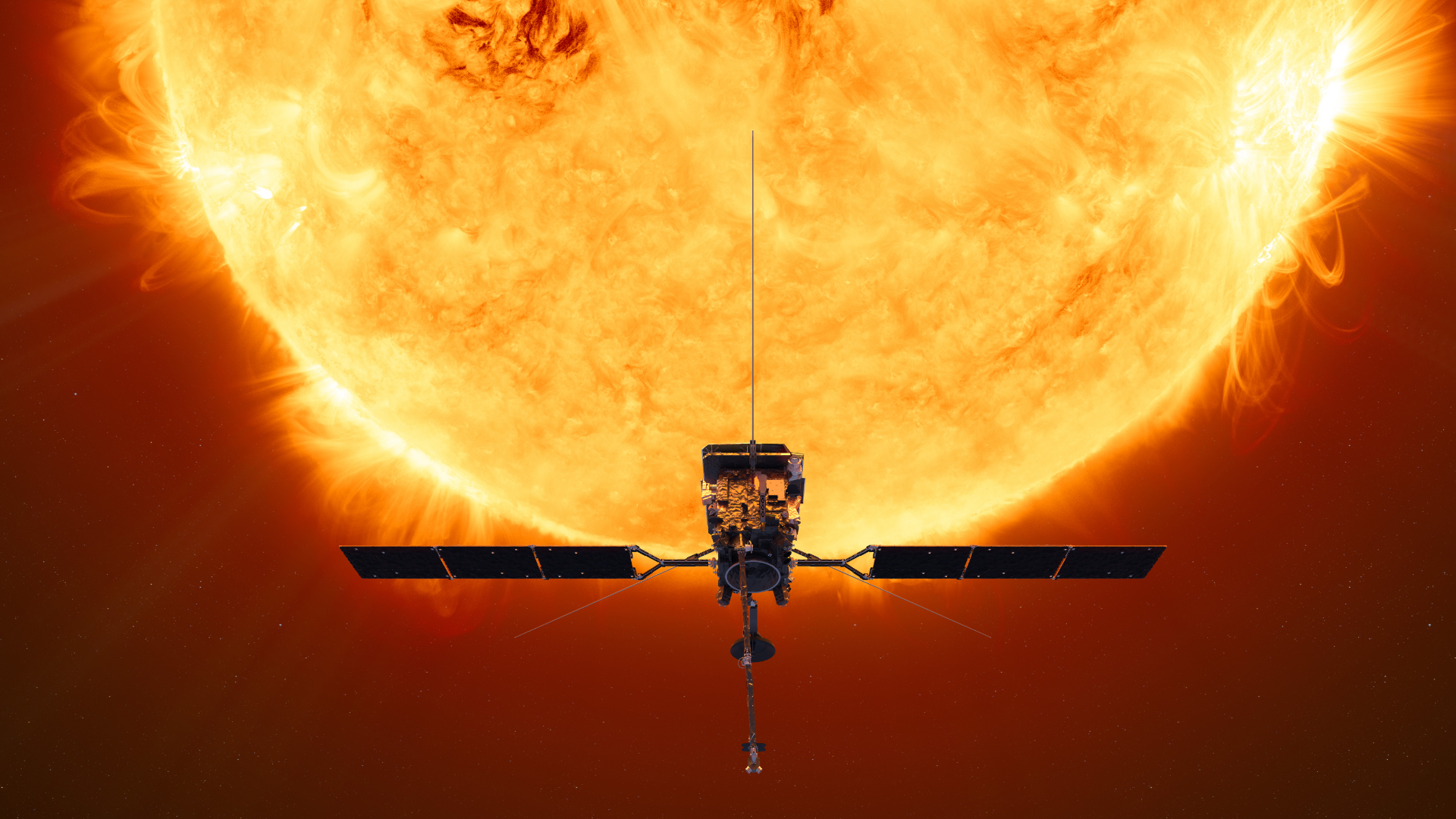 5 choses à savoir sur Solar Orbiter, la sonde qui va bientôt partir observer le Soleil