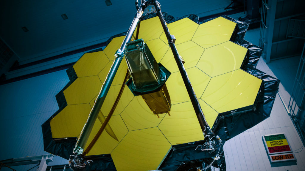 JWST  - Le télescope spatial - 2021 ? - Page 26 Telescope-james-webb-nasa-1024x576