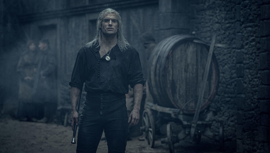 The Witcher Geralt de Riv Henry Cavill