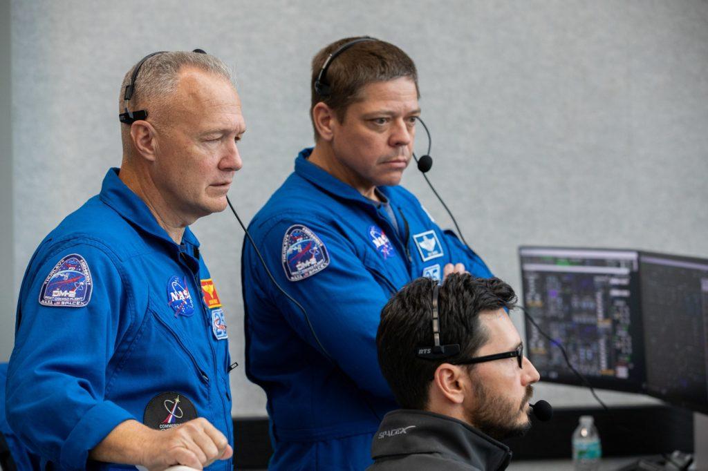 Falcon 9 (Dragon 2 Demo-2) - KSC - 30.5.2020 - Page 4 Douglas-hurley-et-robert-behnken-1024x682