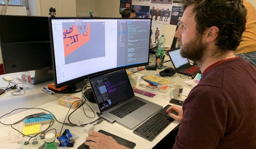 « Diffuser la science par les jeux vidéo, c'est l'avenir » : reportage au Gamelab de Polytechnique