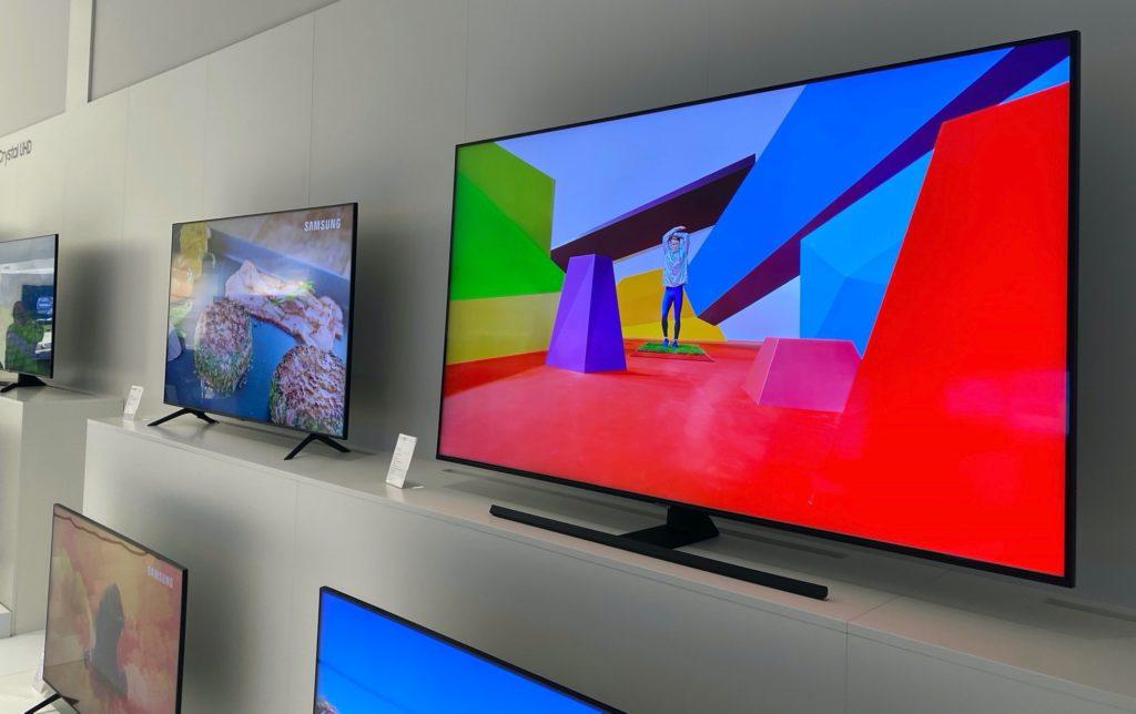 Téléviseurs QLED 4K et 8K : tout comprendre à la gamme Samsung en 2020