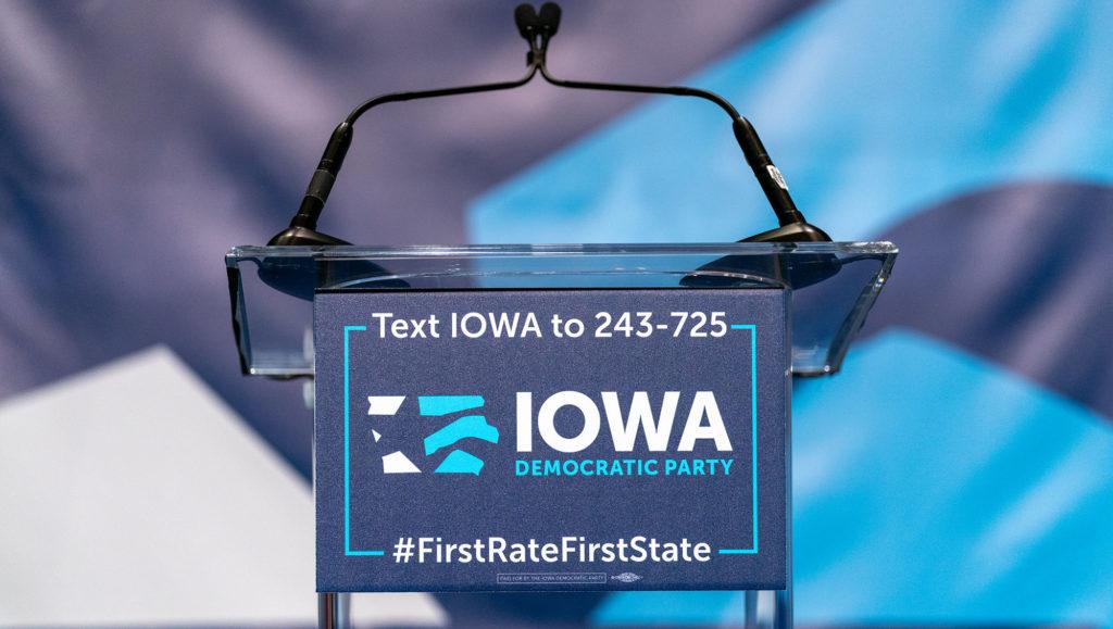 Iowa Pari démocrate