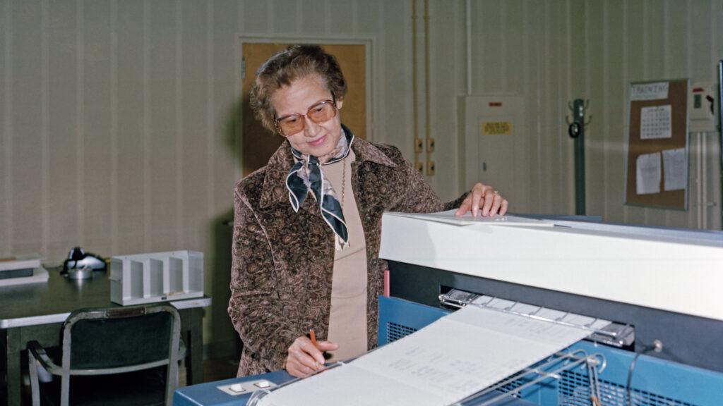 Katherine Johnson : les 4 avancées scientifiques majeures de la mathématicienne