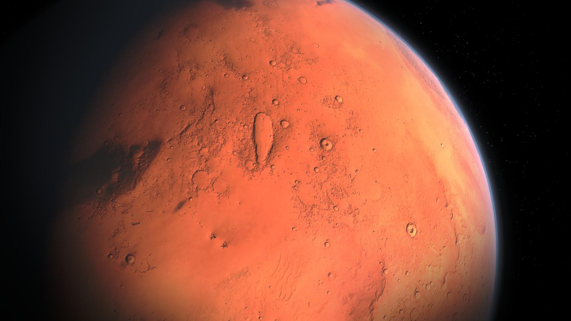 La planète Mars est plus vivante que nous l'avions imaginé