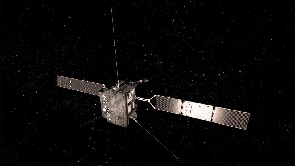 Atlas V 411 (Solar Orbiter - SolO) - CCAFS - 10.2.2020 - Page 2 Solar-orbiter-espace-vue-dartiste-sonde-1024x576