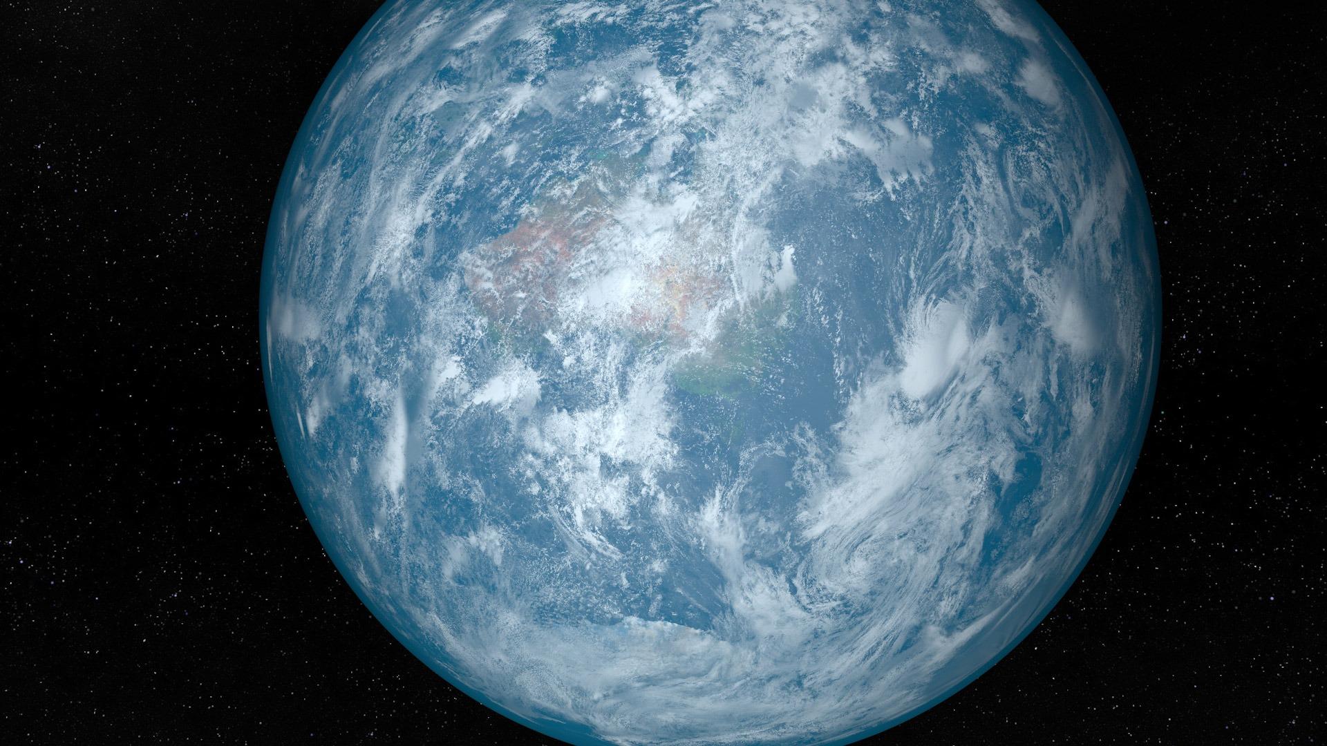 La Terre se serait formée bien plus vite que prévu