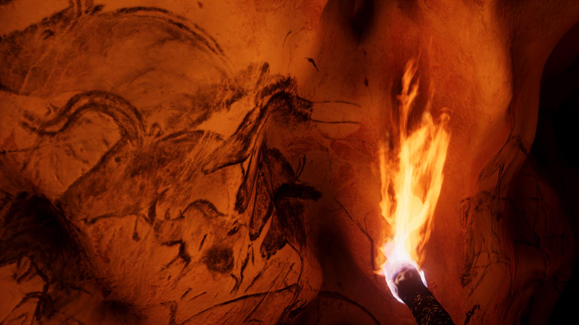 On a visité la Grotte Chauvet en réalité virtuelle et augmentée