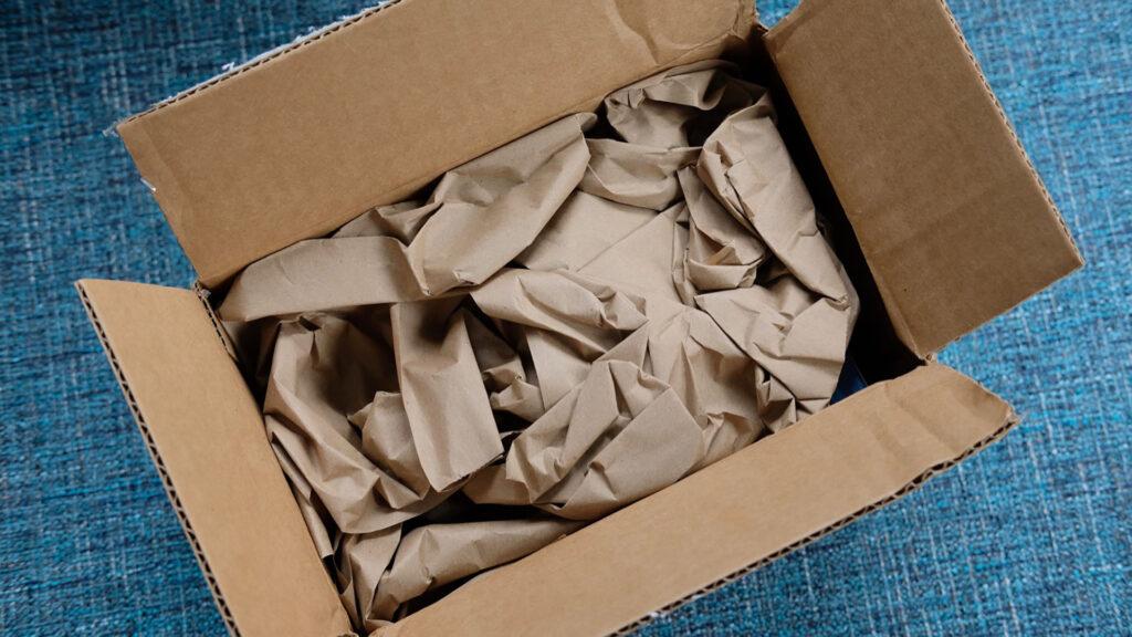 Amazon colis paquet