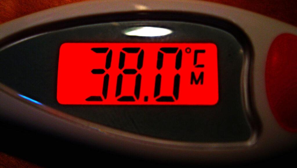 thermomètre fièvre