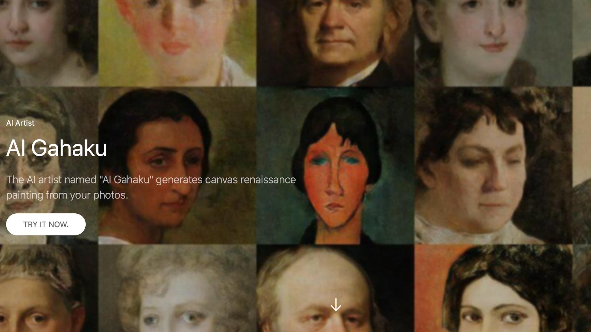 Vous pouvez transformer votre selfie en peinture de la Renaissance et le résultat est... étonnant