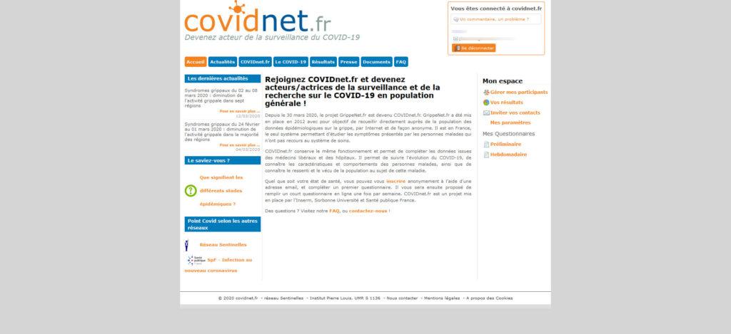 Covidnet inserm