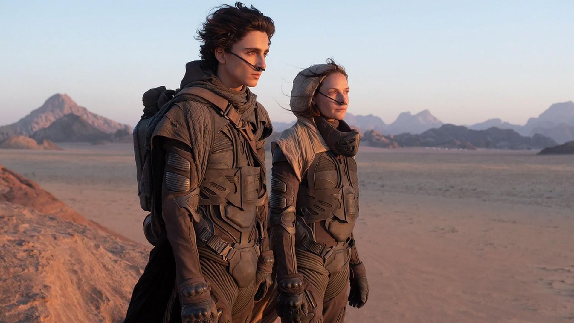Dune : les premières photos prouvent que Villeneuve a compris cette œuvre écologique et futuriste