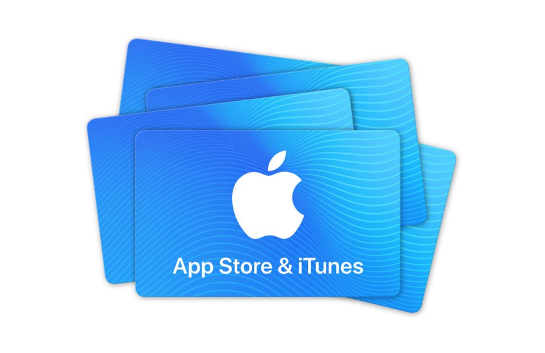 Payez moins cher vos apps et abonnements sur l'App Store d'Apple grâce aux  e-cartes en promo