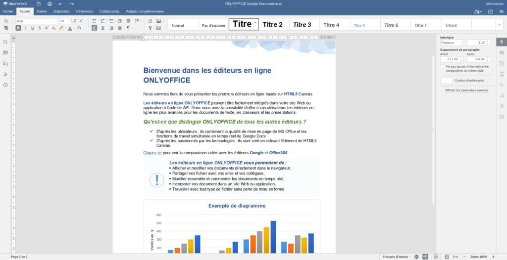 Actualités - Comment installer sa propre suite bureautique dans le cloud
