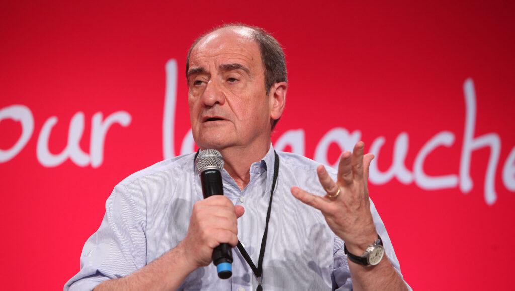 Pierre Lescure, en 2014