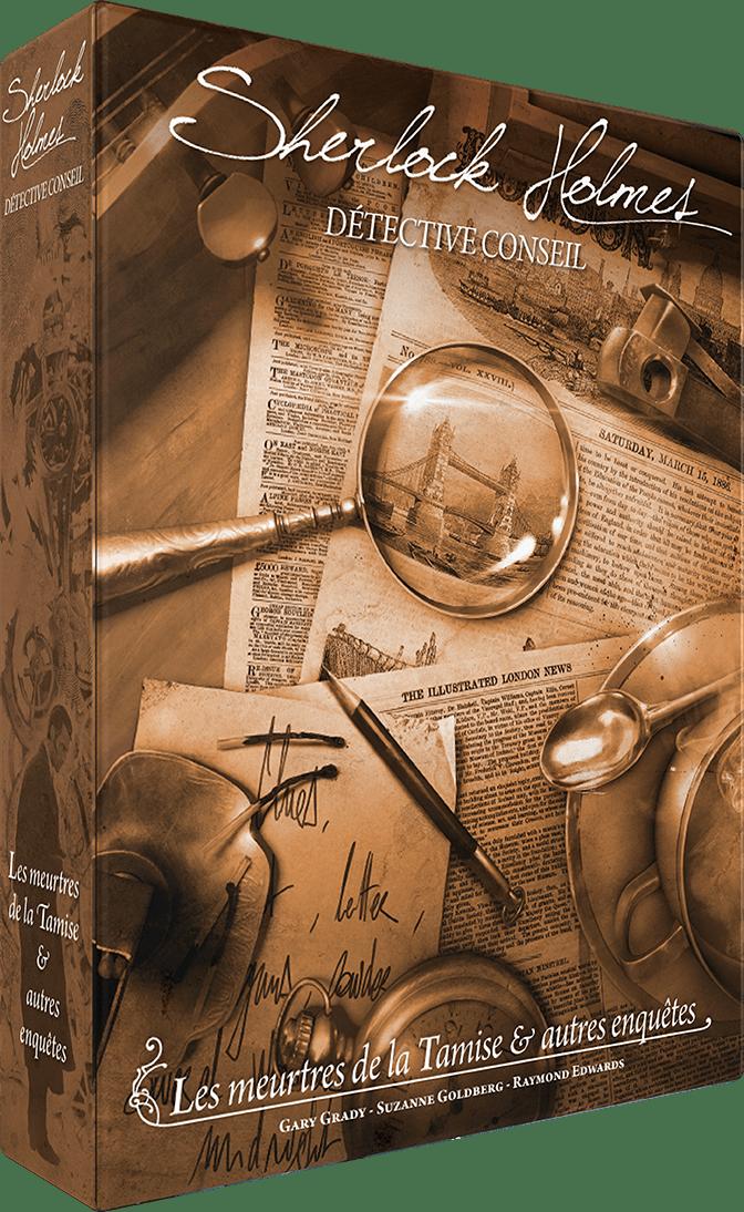 Sherlock Holmes – Détective Conseil