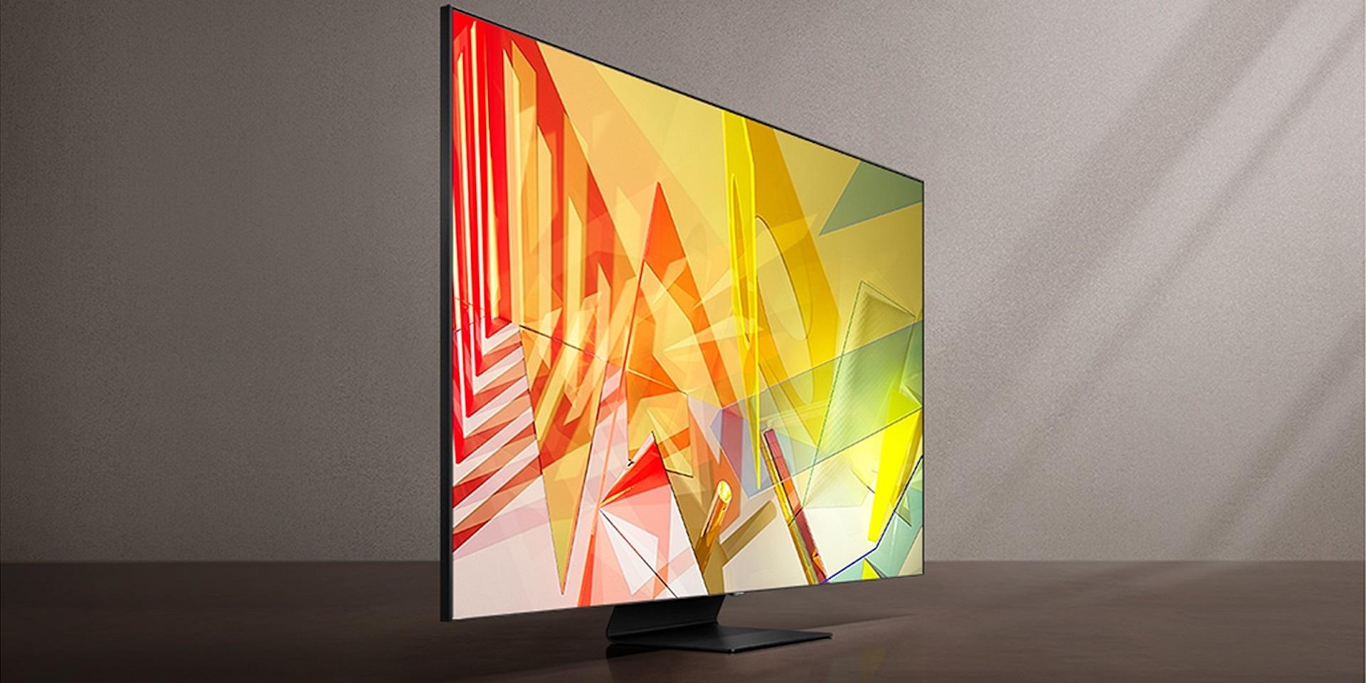 Test du téléviseur Samsung QLED Q95T : paré pour la PS5 et la Xbox Series X