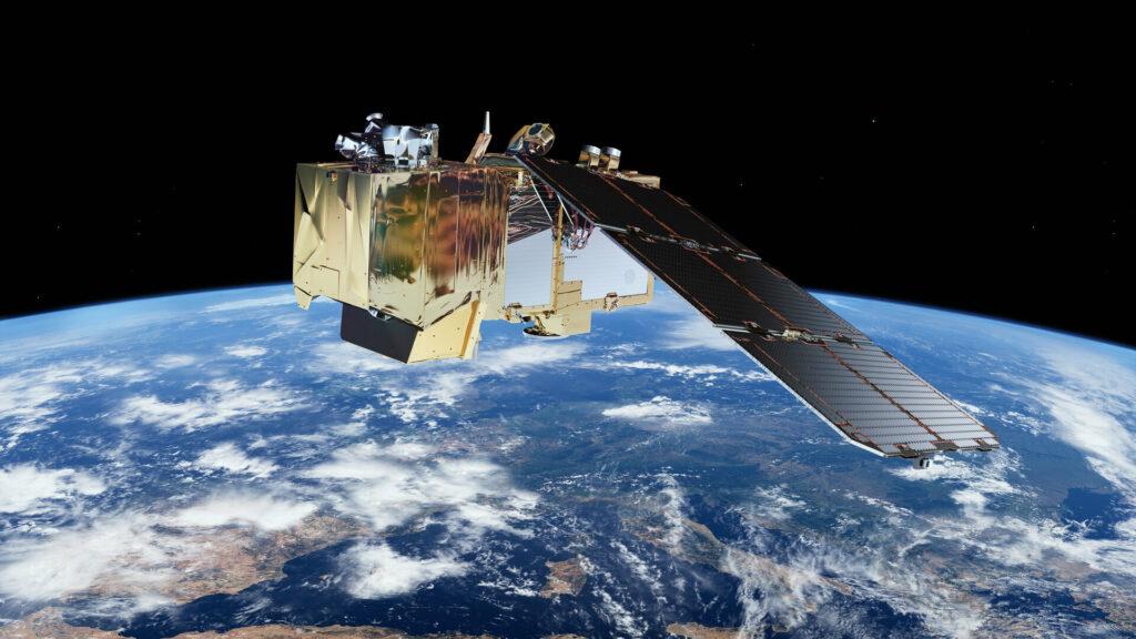 Satellites Sentinel 2 - Source : ESA
