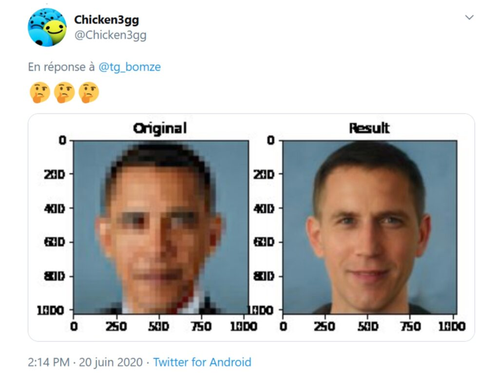 Actualités - Si vous pensiez encore que les IA ne peuvent pas être racistes, voici une nouvelle preuve