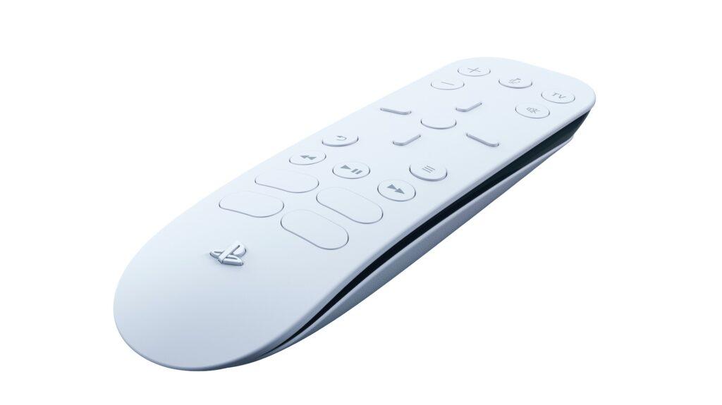 télécommande TV Playstation 5