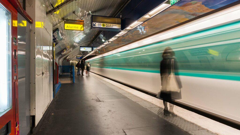 métro paris ratp