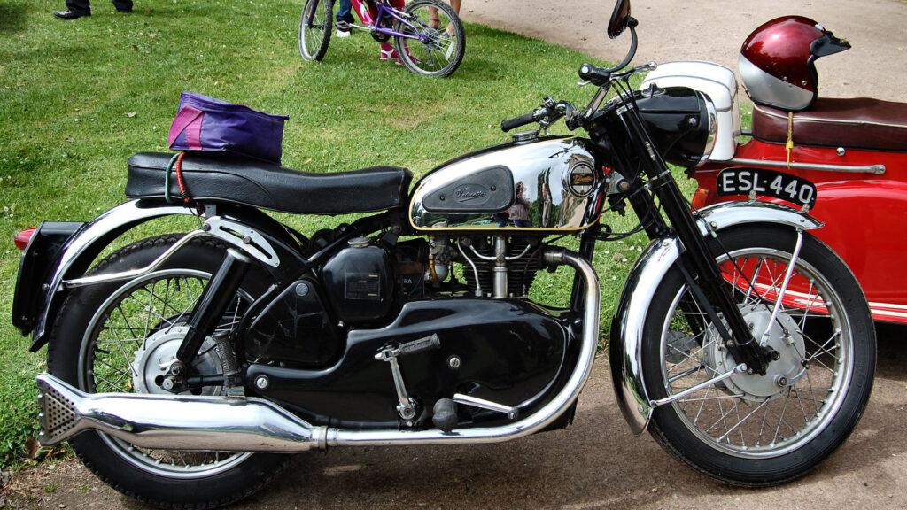 moto Velocette Viper