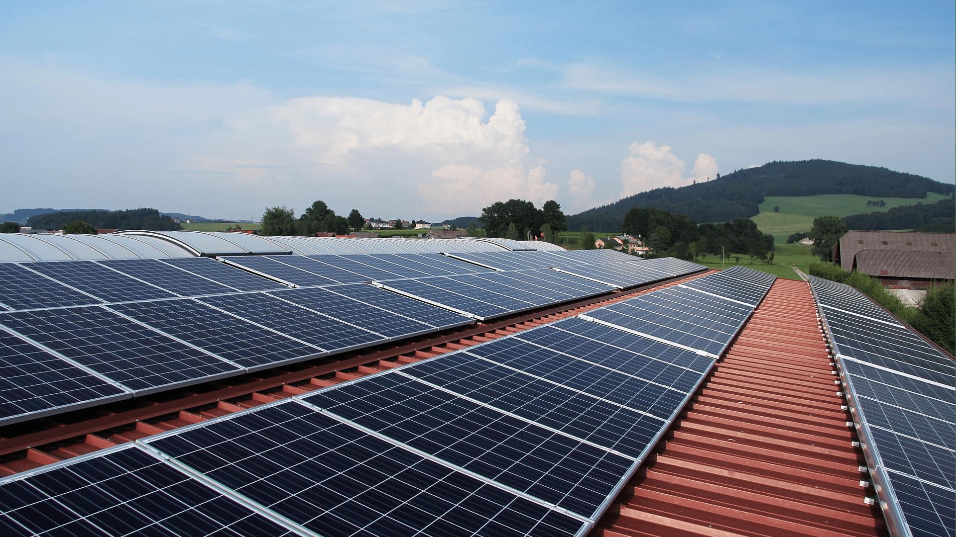 Les panneaux solaires ont produit davantage d'énergie pendant le confinement