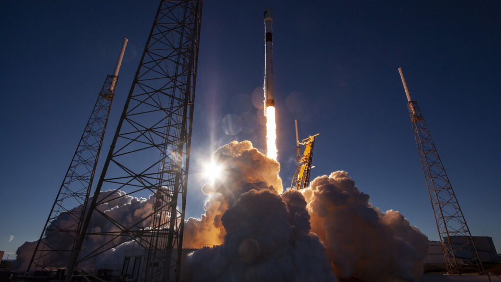 SpaceX GPS
